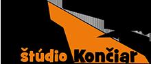 Končiar logo